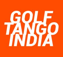 Golf Tango India by killercabbies