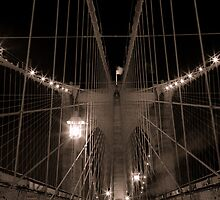 Brooklyn Bridge IV by sxhuang818