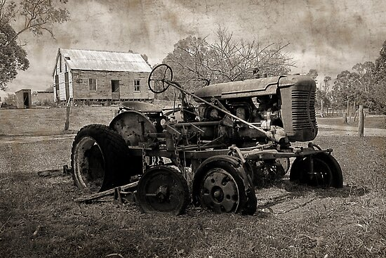The good ol' days ... by Rosalie Dale