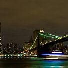 Brooklyn Bridge by sxhuang818
