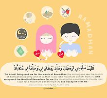 Doa Ramadhan - Ramadan Prayer by SpreadSaIam