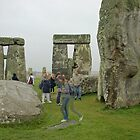 Stonehenge Ghosts by charlienelson