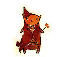 You're a wizard, Kitty. by Sarah Crosby