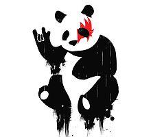 Panda Rocks by Budi Satria Kwan