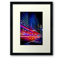Only - NYC  Framed Print