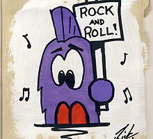 Bert - Rock n Roll by Richard Yeomans