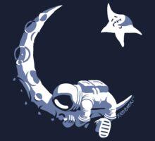 Moonstuck - Alternate Universe on Dark Blue by Koobooki