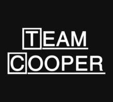 Team Cooper by ScottW93