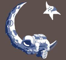 Moonstuck - Five O'Clock Shadow on Dark Grey by Koobooki