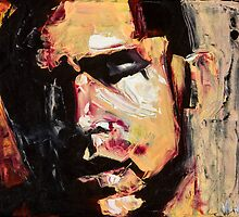 PALETTE KNIFE I by Monifa