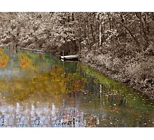 Reflections of youth Photographic Print