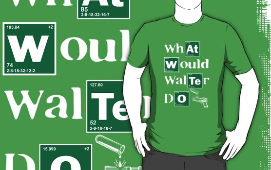 WWWD What Would Walter Do? by davidkyte