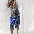Escaping water by Haydee  Yordan