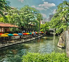San Antonio by Holly Werner