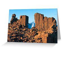 Bombo Rock Greeting Card