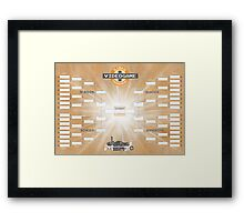 Ultimate Video Game Tournament!!  Framed Print