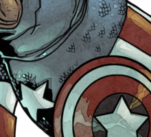 Captain Amanatee SALE! Sticker