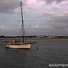 Tranquil Boat by RaiZdbyDINGOES