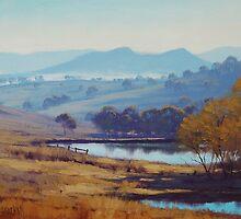 Early Morning Tarana by Graham Gercken
