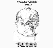 Borg Baby - RESISTANCE IS FETAL :) by reslanh