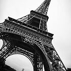 Eiffel Tower by Harmeet Gabha