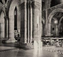 San Michele - Inside view #2 by Roberto Pagani