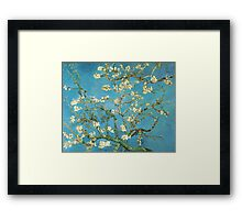 Vincent van Gogh, Blossoming Almond Tree Framed Print