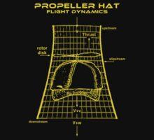 Propeller Hat Flight Dynamics Kids Clothes