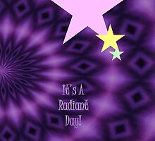 It's A Radiant Day! - iPhone, iPod Case by aprilann