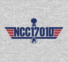 Top NCC1701D (BR) Kids Clothes