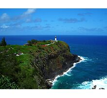 Kilauea Lighthouse Photographic Print