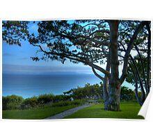 Rancho Palos Verdes Ocean View Poster