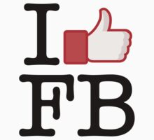 I LIKE FACEBOOK by timmehtees