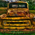 Just Call me RUSTY - Bell's Line Of Road, Kurrajong, NSW - The HDR Experience by Philip Johnson