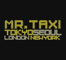 SNSD - Mr. Taxi Locations by FanDomination