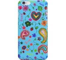 Doodles You Do On The Phone iPhone Case/Skin