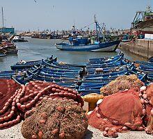Morocco. Essaouira. Fishing Port. by vadim19