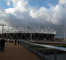 Olympic Venue by MyPixx