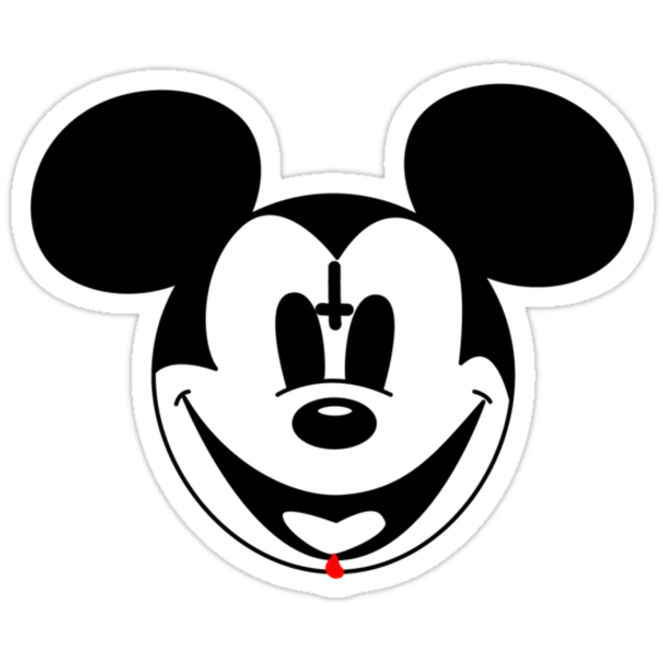Mickey Mouse by Rowlz