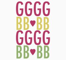 SNSD - GG BB by FanDomination