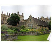 Beautiful Oxford Poster