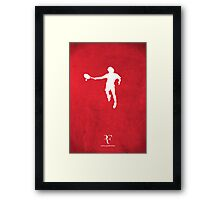 Swiss Perfection! Framed Print