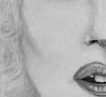 Lady Gaga by celloismistic