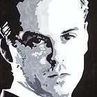 Jim Moriarty Painting by heythisisBETH