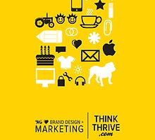 Think Thrive Brand Case by ThinkThrive