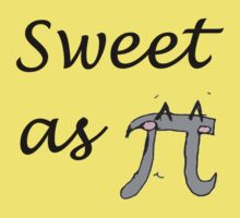 Sweet as pi Kids Clothes