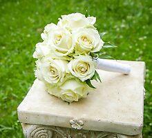 Wedding bouquet by Proobjektyva