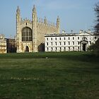 Kings College Chapel by molometer