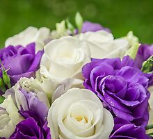 Weddings flowers by Proobjektyva
