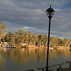 Morgan,Murray River,S.A. by elphonline